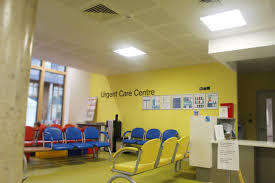 QEII Waiting room